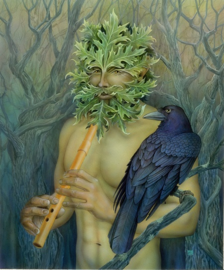 Greenman © Evelyn Rysdyk