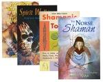 4 book EVIE books NORSE SIllhoutte